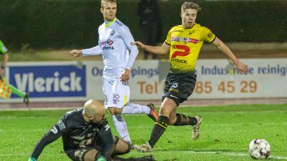 Ruben Pyck loodst Mandel United naast KSV Oudenaarde naar plaats twee