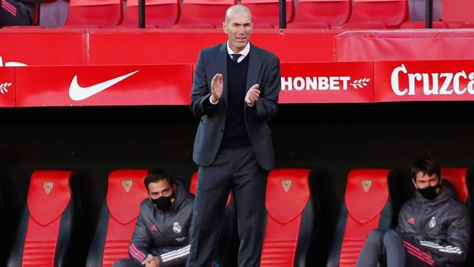 """Zidane klaar voor nieuwe overlevingsmatch: """"We staan er altijd wanneer het moeilijk wordt"""""""