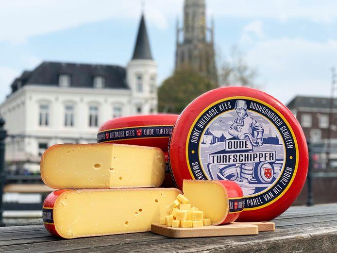Oude Turfschipper, oude Bredase kaas uit de Alblasserwaard