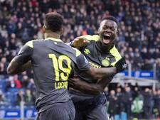 PSV via kampioensgeluk van het rooster af