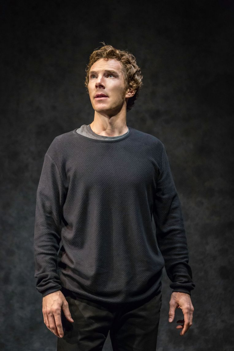 Benedict Cumberbatch in 'Hamlet' van Lyndsey Turner. Beeld JOHAN PERSSON