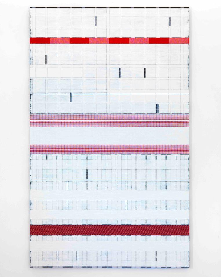 Remy Jungerman – Pimba Gwafu (2016), Galerie Ron Mandos   Beeld Remy Jungerman