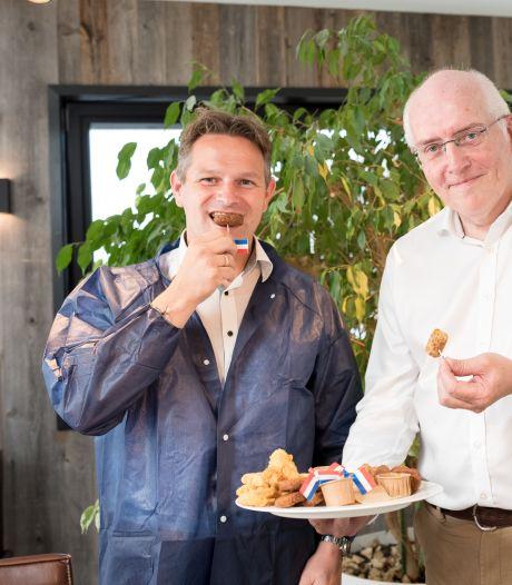 Een hamburger van Zeeuwse veldbonen: 'Hier kun je op een feestje wel mee rondgaan'