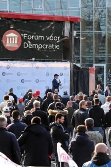 Kritiek op burgemeester: 'Hij had manifestatie Baudet eerder moeten beëindigen'