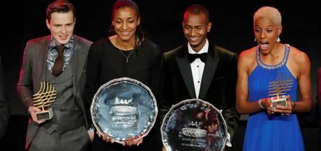 Barshim en Thiam atleten van het jaar, ereprijs voor Bolt