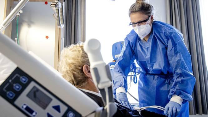 Eerste officiële rapport: vooral niet-gevaccineerden nog besmet (behalve bij 65-plussers) en in ziekenhuis opgenomen