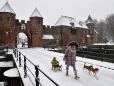 Het sneeuwt! Stuur je mooiste foto's naar AD Amersfoortse Courant