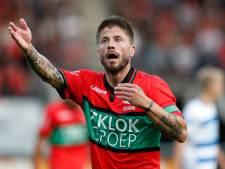Metamorfose levert NEC tien nieuwe spelers op: Schöne blikvanger in Nijmegen