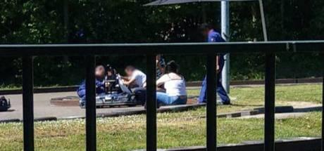 Directeur Walibi over gruwelijk kart-ongeluk: 'Ik vind niet dat wij schuldig zijn'