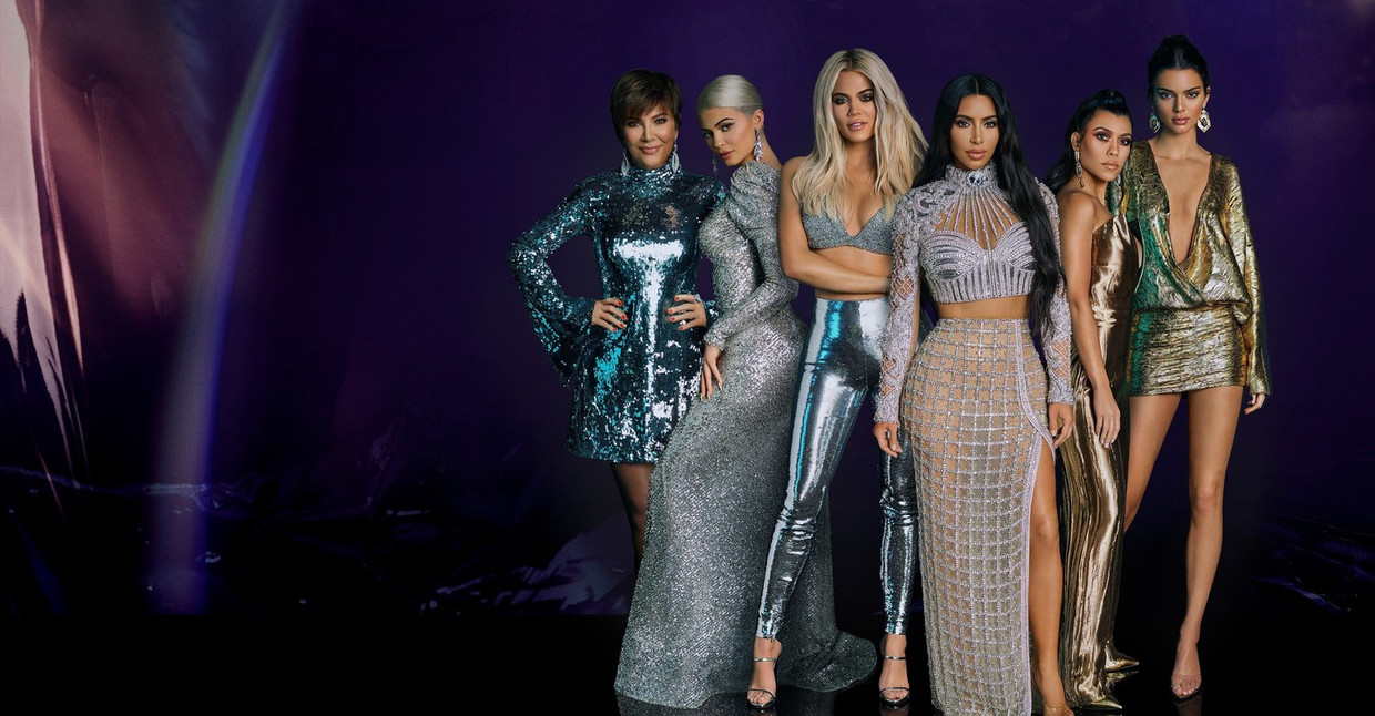 Keeping up with the Kardashians Beeld x