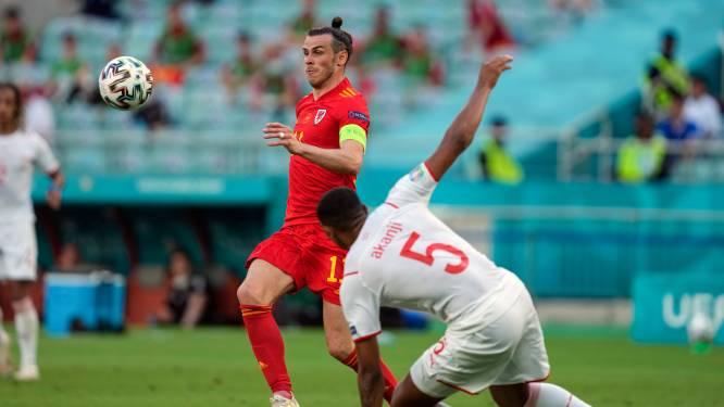 Wales en Zwitserland delen de punten: Moore wist openingsgoal van sterke Embolo uit, 1-2 in slot afgekeurd