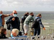Van het vasteland naar Vlieland, varen stemt vrolijk: 'Het is heerlijk geweest'