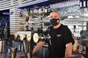 Kristof De Landsheere baat sinds begin dit  jaar het Peloton Café in Oudenaarde uit.