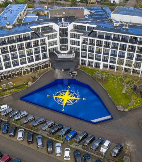 Uitje van Brabantse biljartclub eindigt met vernielde hotelkamer in Almelo