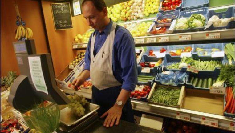 In de voedingssector was er na de daling van 2009 opnieuw een minieme omzetstijging met 0,9 pct. Beeld UNKNOWN