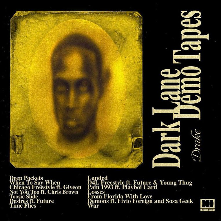 Pop, Drake, Dark Lane Demo Tapes (Republic Records) Beeld