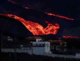 Lava verwoest opnieuw honderden gebouwen op La Palma