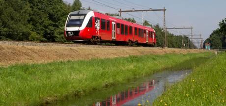 WG Oldenzaal baalt van overvolle Synthus-treinen
