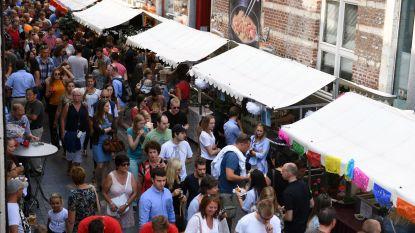 Dertigste editie van Leuvens culinair festival Hapje Tapje lokt 60.000 bezoekers