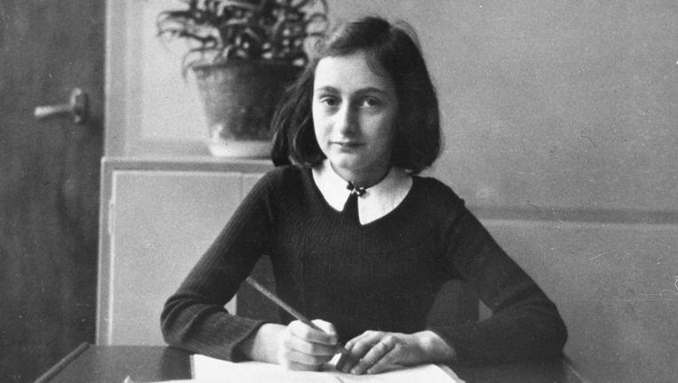 Blijft het auteursrecht van Anne Frank bestaan? Beeld ANP
