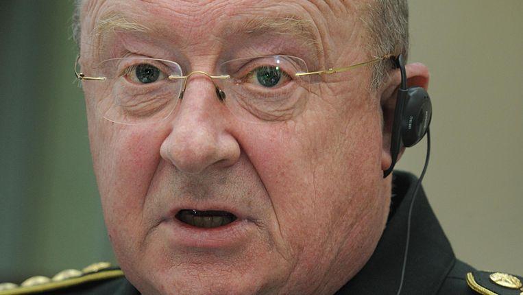 Charles-Henri Delcour diende vorige maand zijn ontslag in. Beeld BELGA