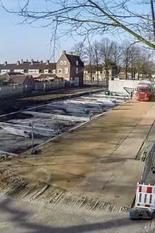 Timelapse: zo wordt een huis binnen een dag gebouwd in Bergen op Zoom