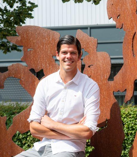 Stilzitten is niks voor Martijn Meeuwissen (24): 'Ik wil een stem zijn voor jongeren in Breda'