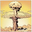 Atoombommen dwingen Japan tot overgave.