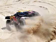 Derde dagzege voor 'Monsieur Dakar' in Argentinië