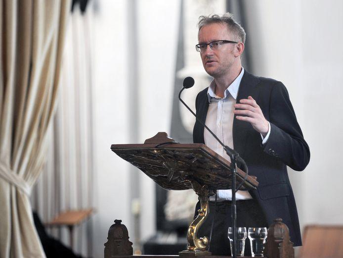 David Van Reybrouck: democratie heeft een prijs; géén democratie heeft een veel hogere prijs.