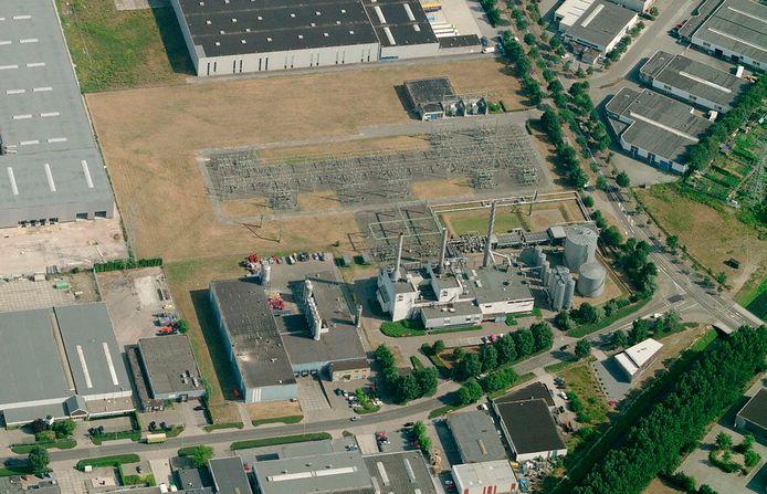 De warmtekrachtcentrale van Ennatuurlijk in Helmond.