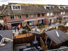 Dit is hoe de tornado in Barendrecht ontstond