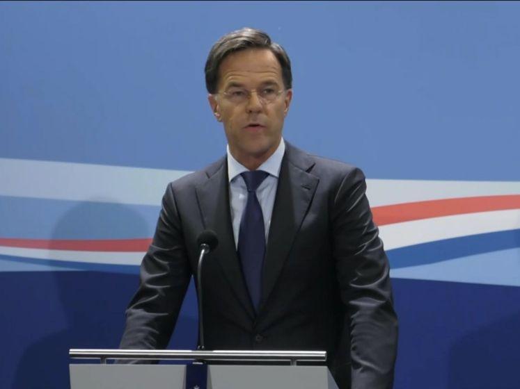 Rutte: Nieuwe maatregelen op komst voor grote steden