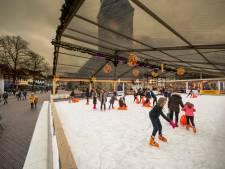 Eindelijk weer schaatsen op de Oude Markt: Winter Wonderland in Enschede gaat door