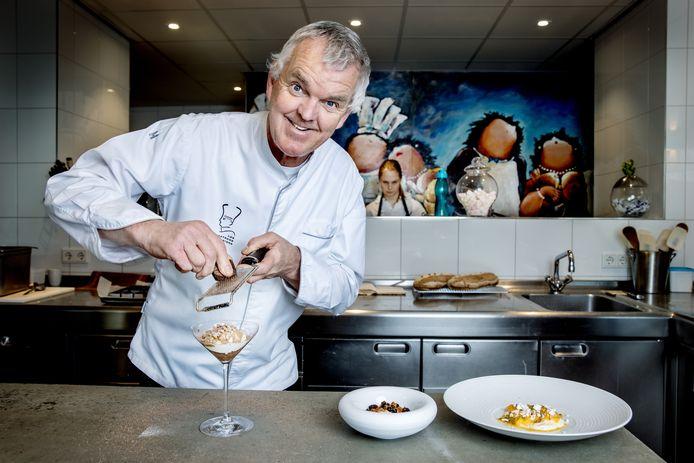 Martin Kruithof: ,,Stop niet te veel smaken in een toetje.''