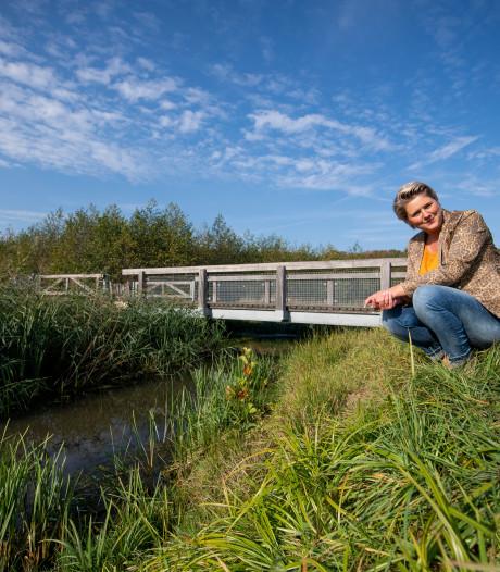 Twentse rivier rode draad in werk van landschapsarchitecte Gerdien Smit
