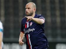 Gifkikker Jansen klaar om te vlammen met NAC: 'Op het veld ben ik zeker geen leuke jongen, ik wil winnen'
