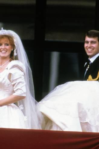 Het epische liefdesverhaal van prins Andrew en Sarah Ferguson, het koppel dat de monarchie deed wankelen
