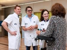 Sneller herstel door nieuwe techniek bij gebruik heupprothese