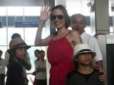 """Angelina Jolie """"heureuse de ne pas être morte jeune"""""""