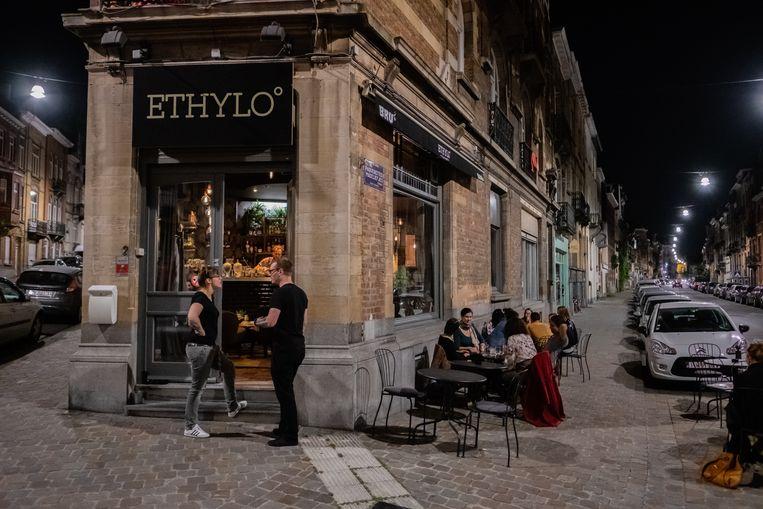 Ethylo, Schaarbeek. Beeld Mathieu Huvelle