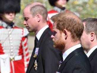 """William vroeg zelf om Peter Philips tussen hem en Harry te laten lopen: """"Hij had ruimte nodig"""""""