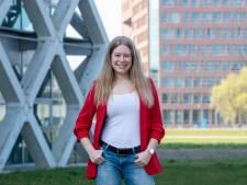 Studentenminister Marieke wil verrijdbare zonnepanelen op braakliggend boerenland
