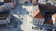 """Kleine Markt feestelijk geopend: """"Gloriedagen zullen terugkomen"""""""