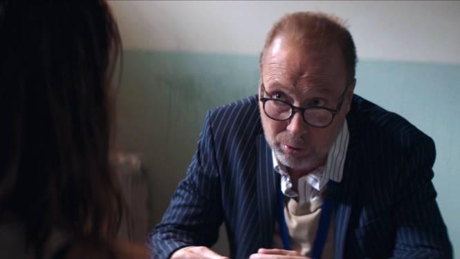 Marc Van Eeghem te zien in 'Gent West' in een van zijn laatste rollen
