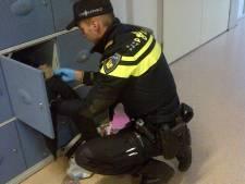 Politie controleert schoolkluisjes op (illegaal) vuurwerk