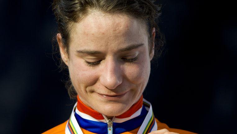 Marianne Vos. Beeld ANP
