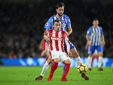 Brighton en Stoke in balans na heerlijk duel