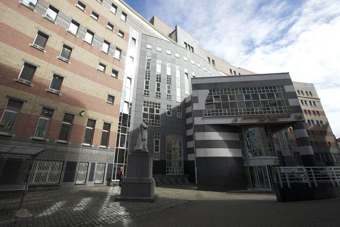 Het Sint-Pietersziekenhuis in Brussel.