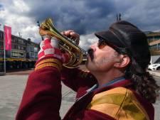 Straatmuzikant Peter Matthijssen: 'Ze moeten me denk ik gewoon niet zo'